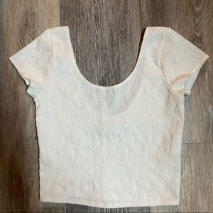 ⭐️3 for $25⭐️ Abercrombie & Fitch Cropped Top